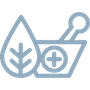 Naturopathic medicine icon